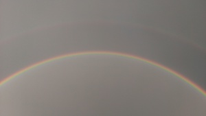 December 15, 2014 Beautiful Rainbow  8-17 to 8-18am (2)