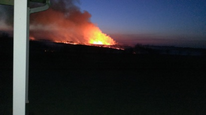 March 11, 2015 Burning the CRP land to the east (15)