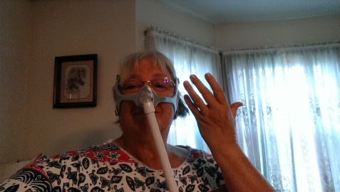 August 8, 2015 Tom's CPAP machine. He's had his for about 3-4 weeks (5)
