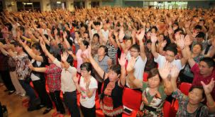 revival in china